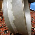 Antique Tin Sifter
