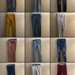 Woman/ Teen Jean 0-3