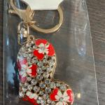 Keychains and badges