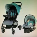 NEW! NRFB Graco Verb Travel System with snugride.