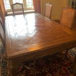 French Country / Farm Dining Room Table