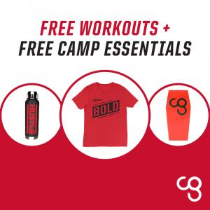 Photo of Receive FREE Workouts Until 2021!