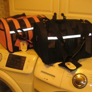 Photo of Deluxe Pet carrier