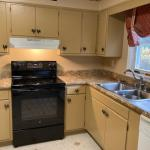 Kitchen Cabinets/Counter Top