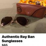 Ray Ban Sunglasses the smaller size for women