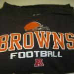 Browns casual Shirt NFL
