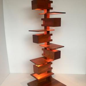 Photo of Frank Lloyd Wright Taliesin 3 Table Lamp
