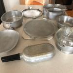 Vintage Guardian Service Cookware