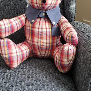 Photo of Memory Bears, Quilts, Pillows, Tote Bags