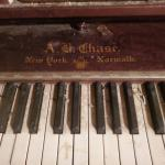 A B Chase Upright Piano