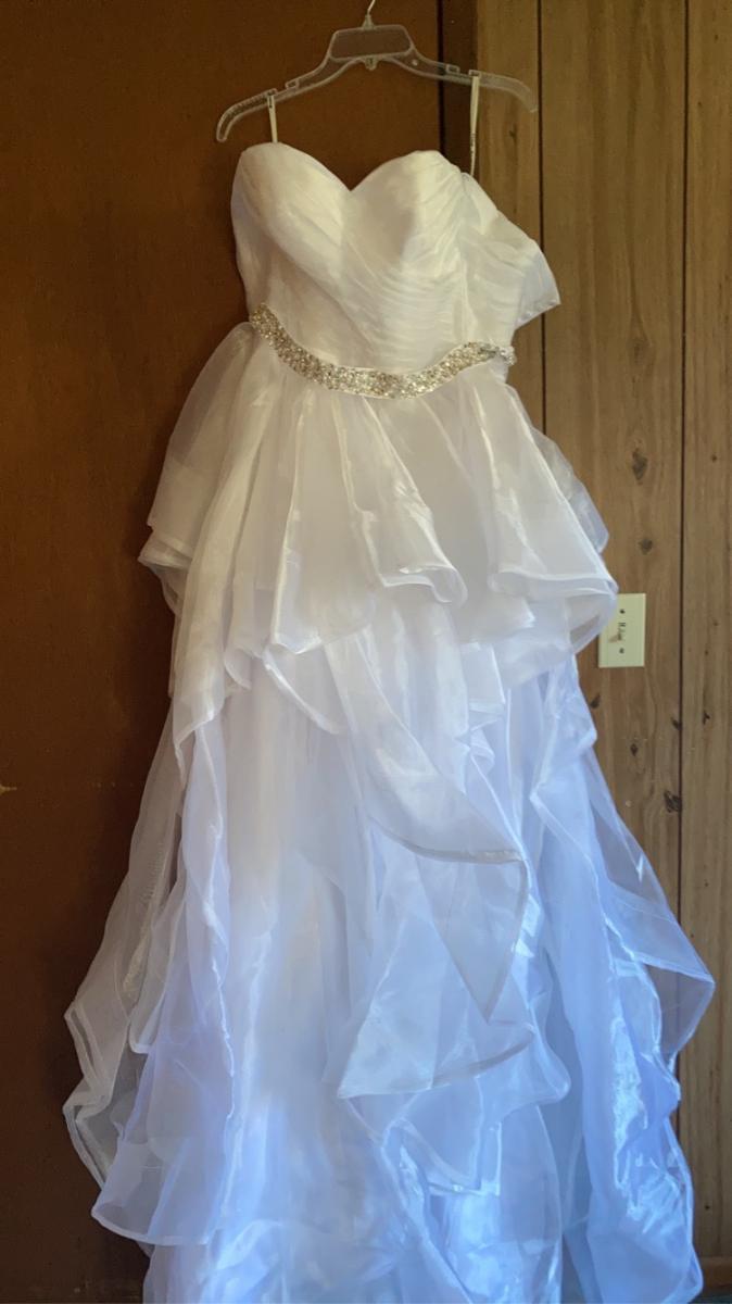 Photo 1 of Wedding dress size 8