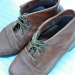FLASH SALE $10 Leather Earth Spirit Boots size 8 wide