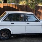 Vintage '84 Volvo