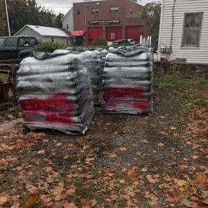 Photo of Wood pellets