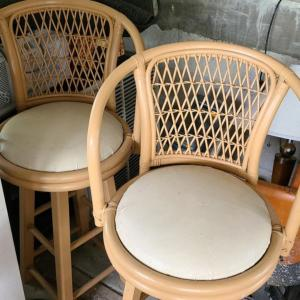 Photo of Barstool chairs