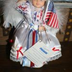Seymour Mann Guarian Angels of America Doll - Patriotism