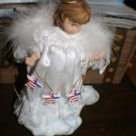 Seymour Mann Guarian Angels of America Doll - Stars