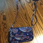 Vera Bradley RFID All in One Crossbody Bags