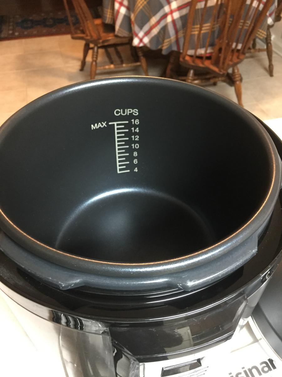 Photo 1 of Cuisinart Pressure Cooker - NEW