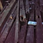 Barn beams
