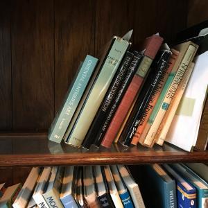 Photo of Books on jade