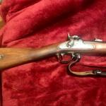 Navy arms Antonio Zoli 1861 .58 caliber BP  rifle good condition