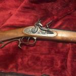 Thompson center Hawken flintlock 45 caliber rifle