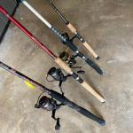 Saltwater Fishing Rods , Reel and Tackle