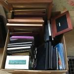 U#283 - Large Box of Picture Frames