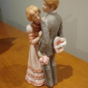 Photo of ENESCO PORCELAIN FIGURINE