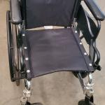 Never used wheelchair