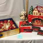 Russ Holiday Town House and Other Christmas