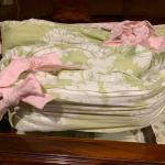Estate Moving Sale : Serena & Lilly Baby Girl Crib Bumpers