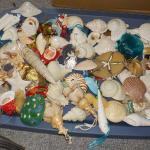 Santa's gift box of Ornaments 60+.