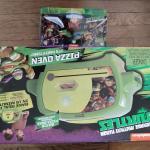 Teenage Mutant Ninja Turtles PIZZA OVEN & Panorama 3 in 1 PUZZLES!