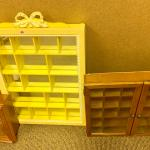 MOVING ESTATE SALE: SHADOW BOXES $10-20 EACH