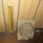 Brass Kaleidoscope and Brass Real Sun Dial.