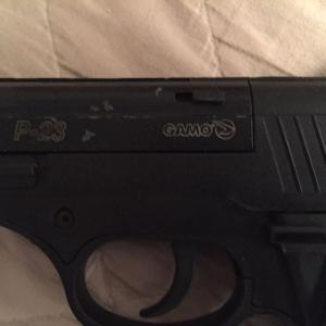 Photo of GAMO P-23 *  PISTOL Uses BB's or .177 Cal Pellets