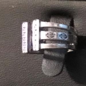 Photo of Harley Davison Ring, Earrings, ball caps, helmets etc...