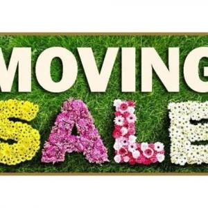 Photo of Moving to the Burbs Sale – SE 19th Avenue, Portland