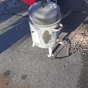 Photo of Used Electric Smoker
