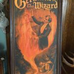 Germaine The Wizard Poster - Vaudeville Poster