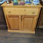 Pine Buffet/Cabinet Only