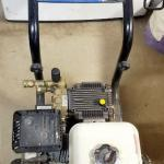 EXCELL 2700 PSI POWER WASHER