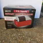 Rotary Rock Tumbler 3 lb Capacity