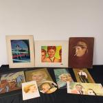 Lot 180 - J. Fredrick and Mary Rosa Portraits