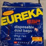 Eureka disposable dust bags for 1400,1900,2000,4000,5000 models