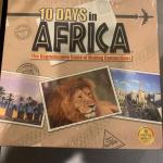 10 days in Africa Unpredictable connections game