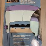 Fiskers Stamp Factory NIB
