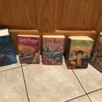 Harry Potter series 5 books